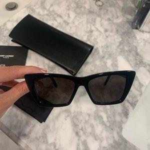 *NEW*Saint Laurent Cat Eye Sunglasses